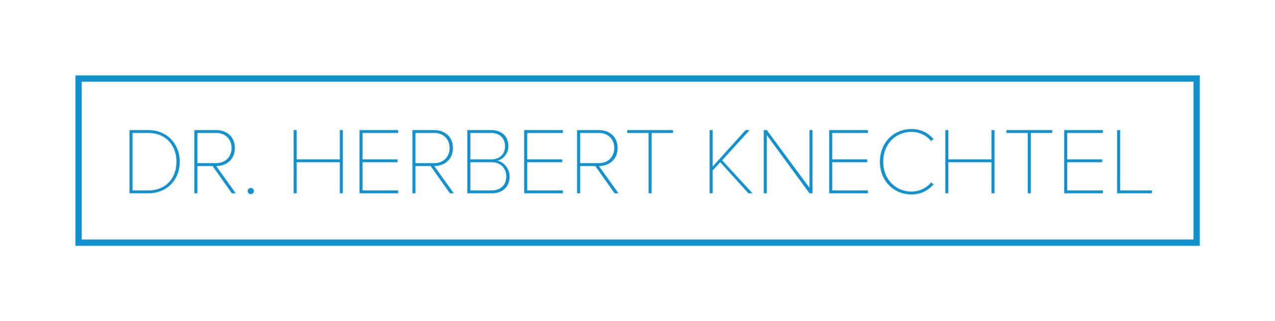 Dr. Herbert Knechtel